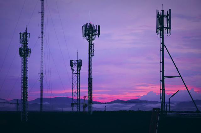Cell Site Analysis image by Anucha Cheechang (via Shutterstock).